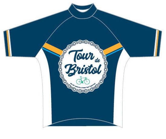 Tour de Bristol Jersey 2020