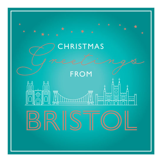 Greetings from Bristol