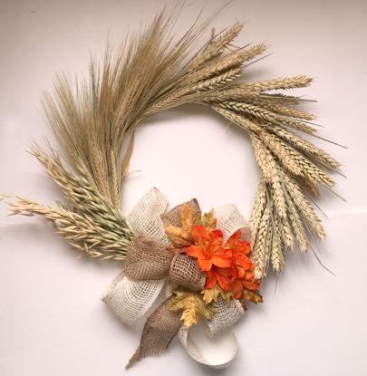 Picture of Handmade Harvest Wreath