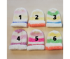 Picture of Child-Sized Knitted Winter Hats