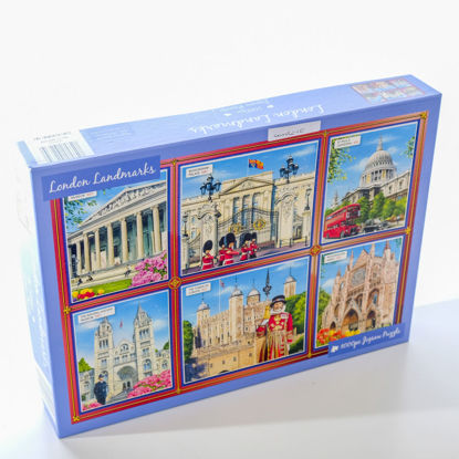 Picture of Pre-loved Puzzles: London Landmarks