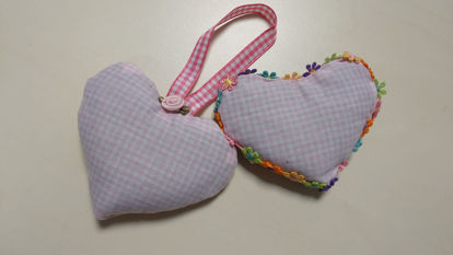 Picture of Lavender Hearts