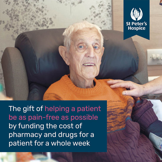 Help a patient be as pain-free as possible