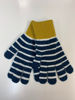 Picture of Ladies Striped Gloves