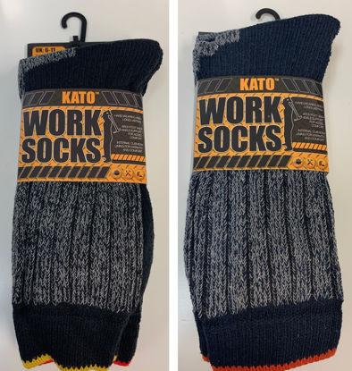 Mens Work Socks