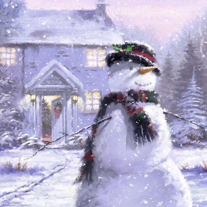 Picture of Winter Snowman