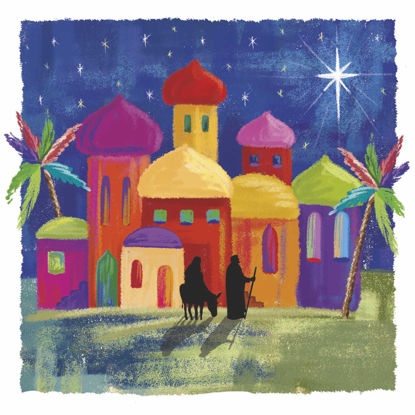 Picture of Colourful Bethlehem