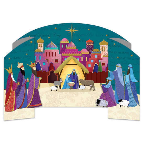 Picture of Kings and Shepherds Arrival